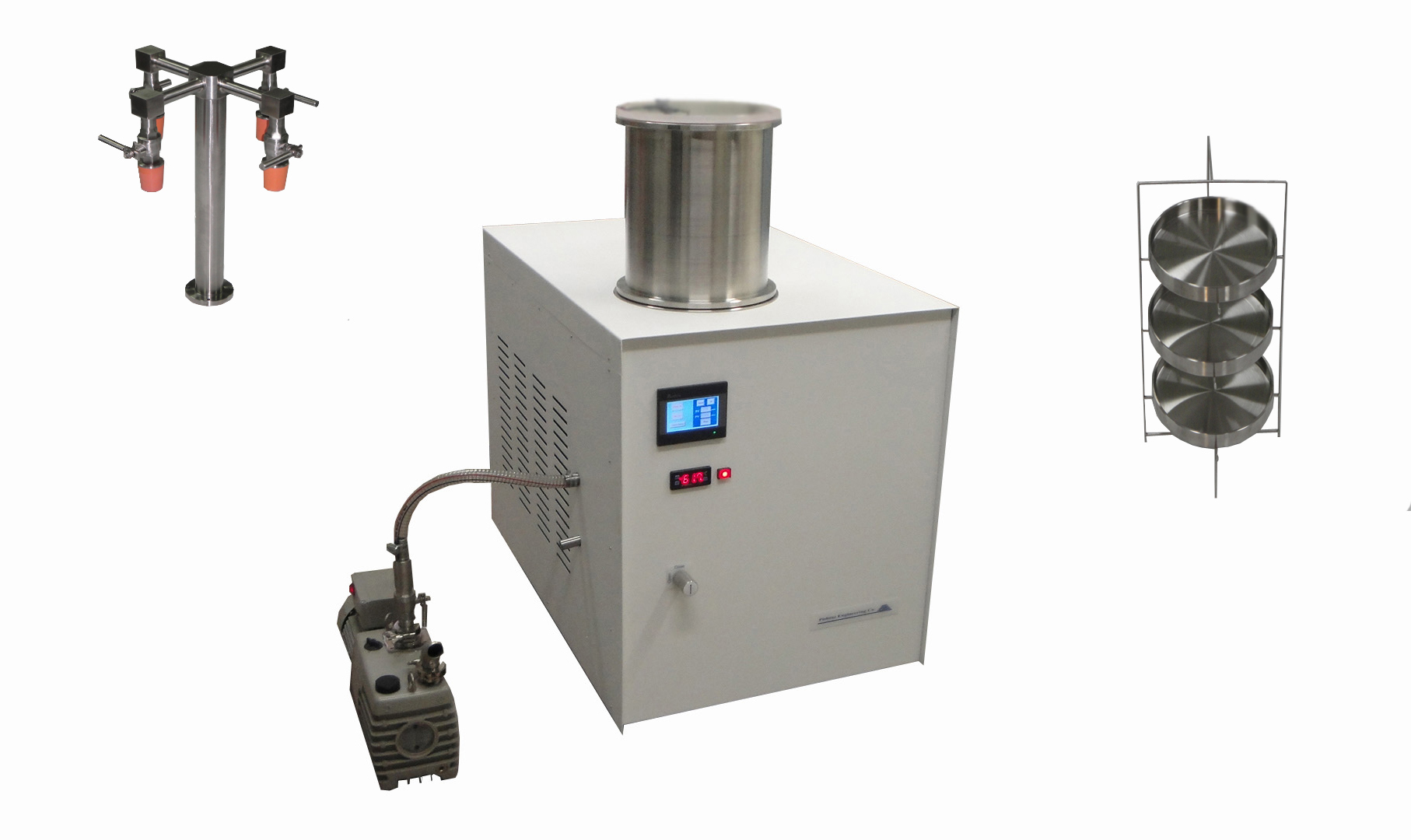 Freeze dryer model  FD-10V